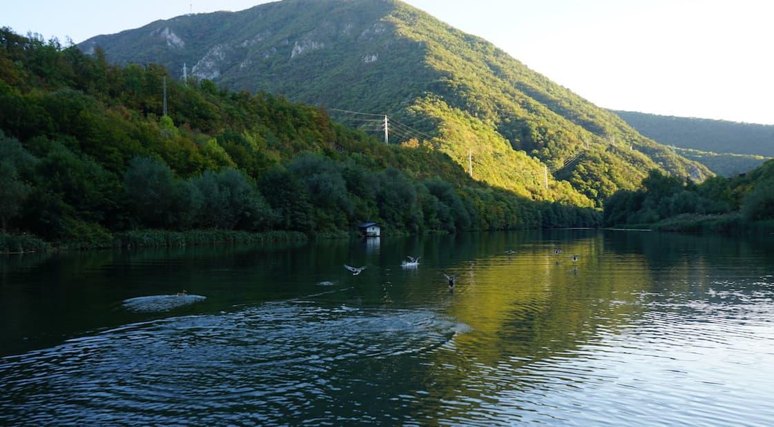 Serbien: Ovcar-Kablar Schlucht. Foto: Beate Ziehres