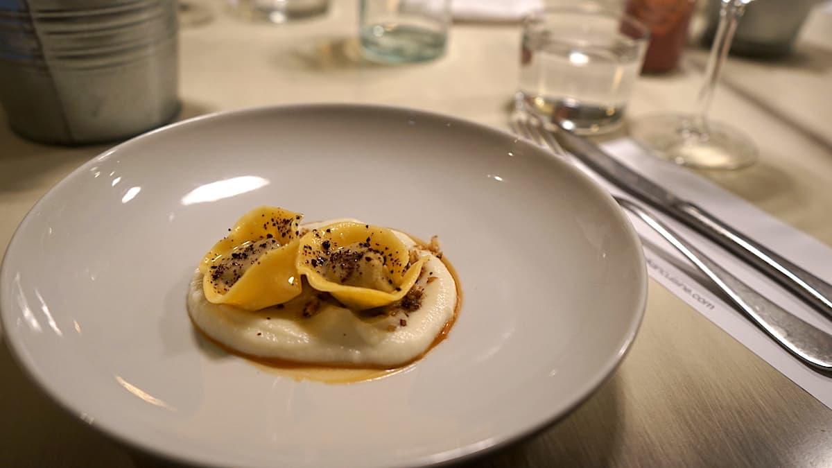 Serbische Küche: New Balkan Cuisine bei Iva in Belgrad. Foto: Beate Ziehres