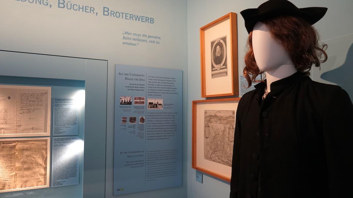 Stendal, Winckelmann-Museum, Ausstellung – Foto: Beate Ziehres