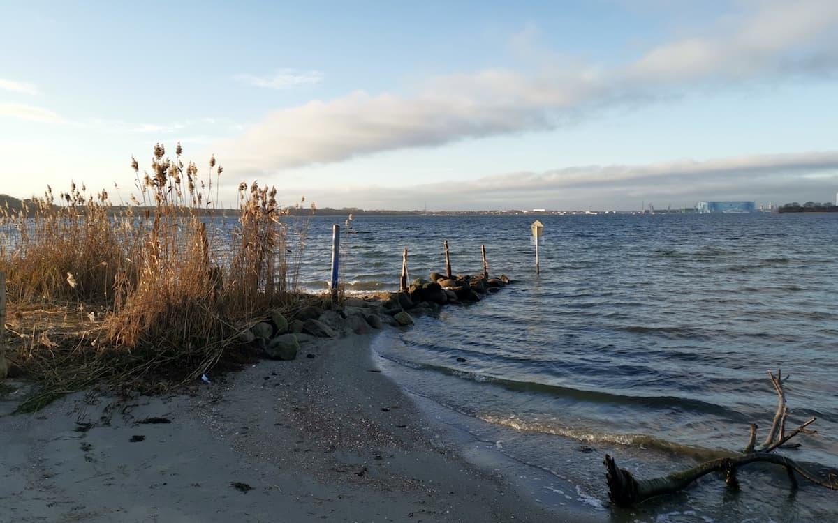 Stralsund, Mecklenburg-Vorpommern, Strand von Devin. Foto: Beate Ziehres