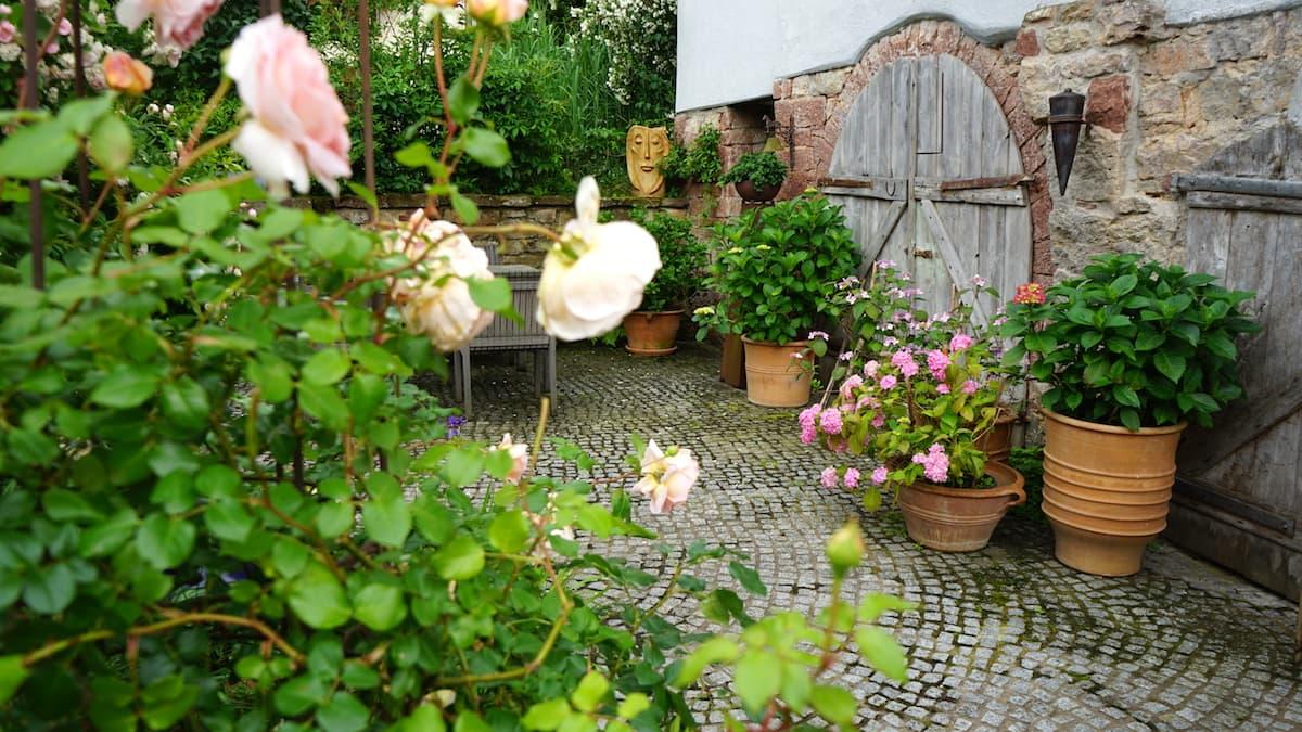 Taubertal: Hof in Dertingen – Foto: Beate Ziehres