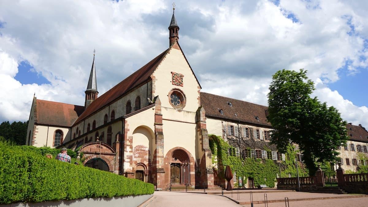 Taubertal, Kloster Bronnbach – Beate Ziehres