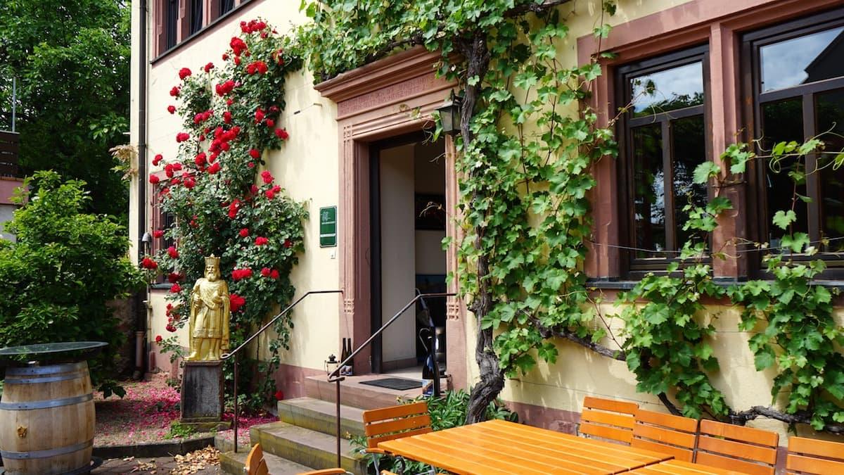 Taubertal, Kreuzwertheim: Weingut Alte Grafschaft Norbert Spielmann – Beate Ziehres