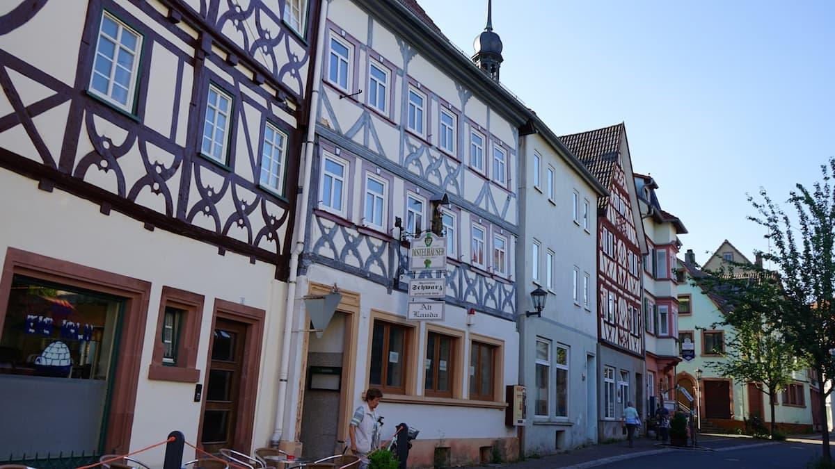Taubertal: Lauda Altstadt – Beate Ziehres