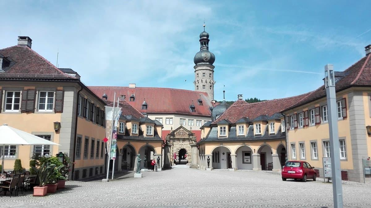Taubertal, Weikersheim: Schloss – Beate Ziehres