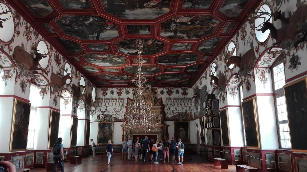 Taubertal, Schloss Weikersheim, Rittersaal – Beate Ziehres