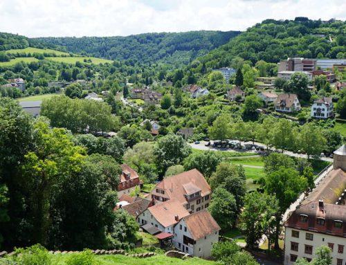 Das Taubertal – mittelalterliche Städte in lieblicher Landschaft