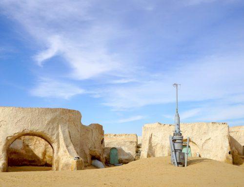 Star Wars Drehorte in Tunesien – auf den Spuren der Skywalkers