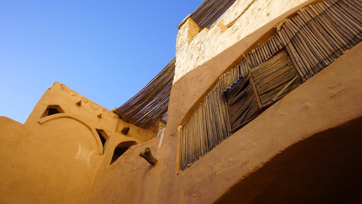 Tunesien Urlaub – Haus im traditionellen Berber-Dorf Chenini. Foto: Beate Ziehres