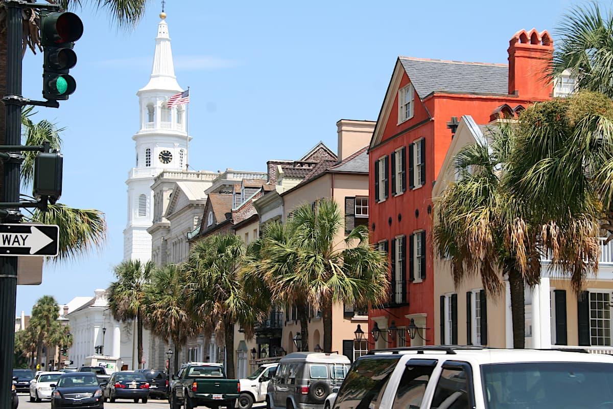 USA, Charleston, South Carolina. Foto: Beate Ziehres