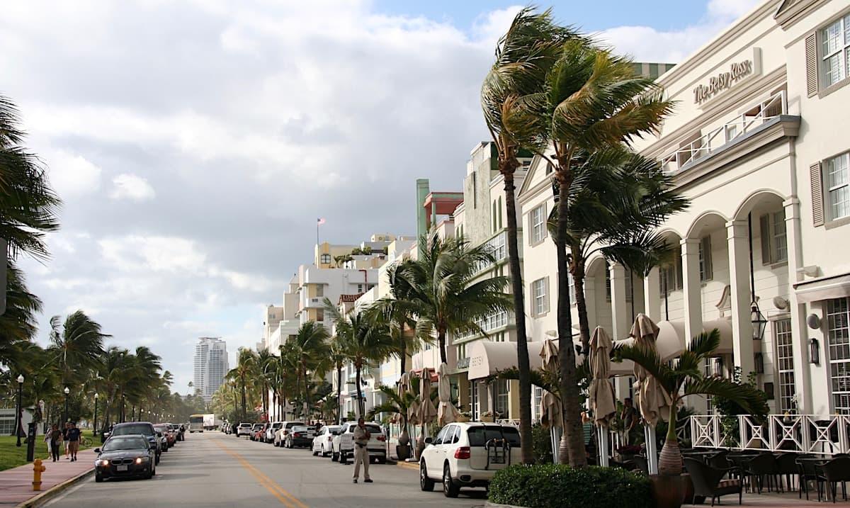 Miami, South Beach, Ocean Drive. Foto: Beate Ziehres
