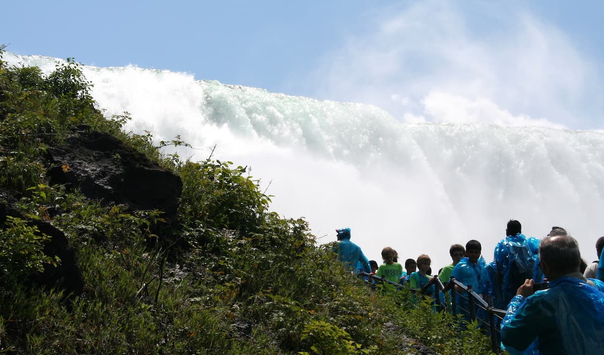 Niagara-Fälle, USA. Foto: Beate Ziehres