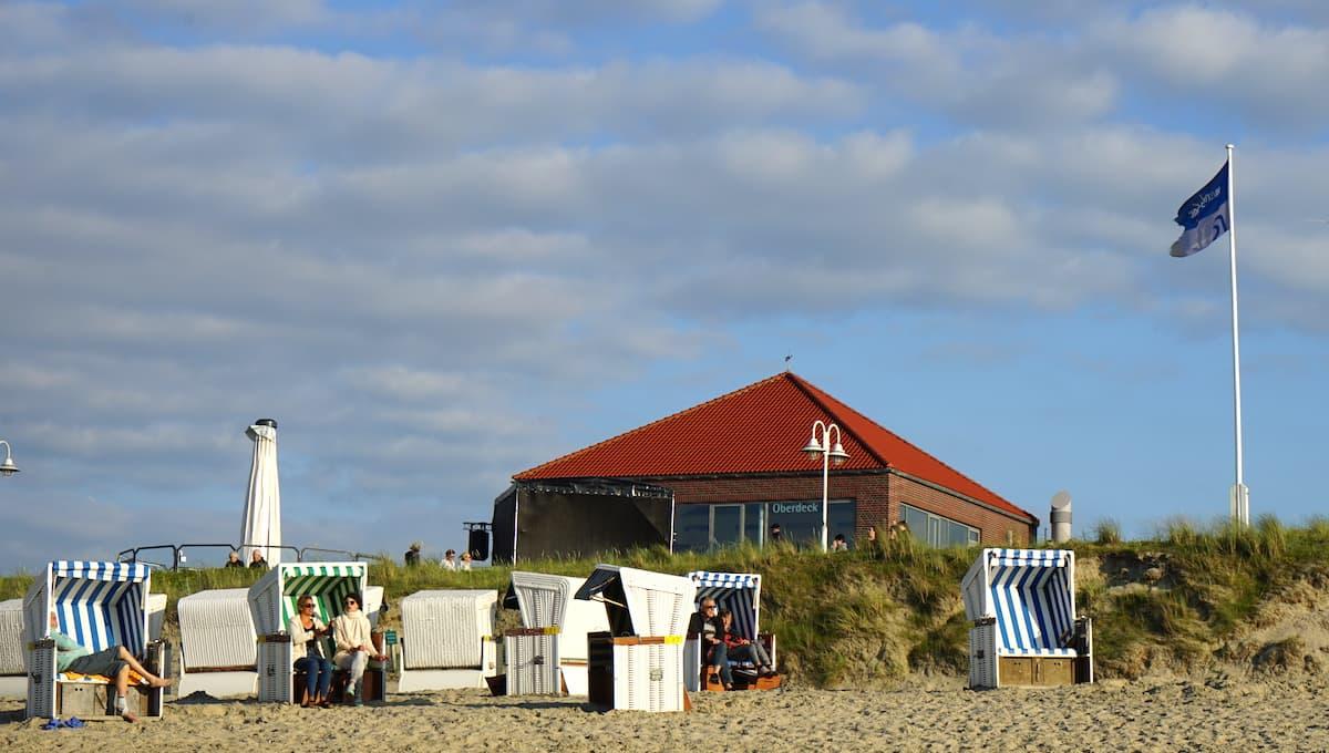 Wangerooge: Mittsommer am Strand – Foto: Beate Ziehres