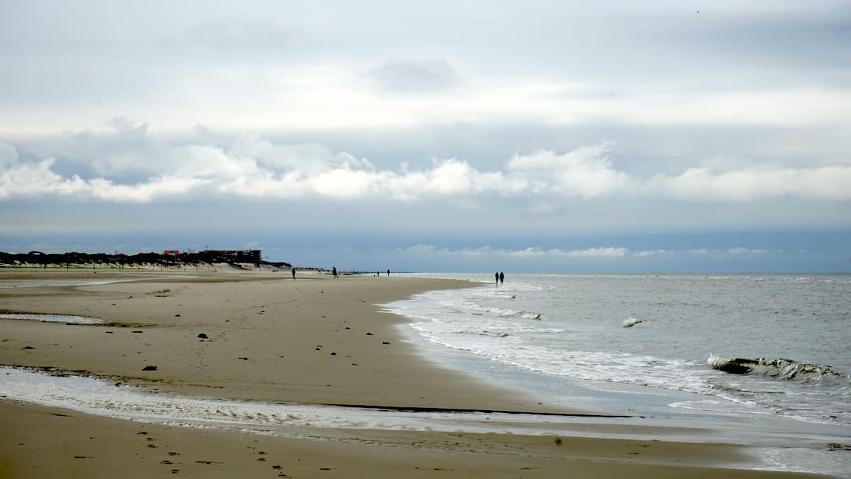 Wangerooge, am Strand – Foto: Beate Ziehres