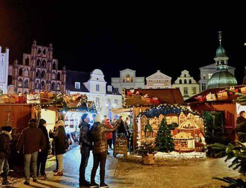 5 Weihnachtsmärkte in Mecklenburg-Vorpommern: Rostock, Wismar und Stralsund