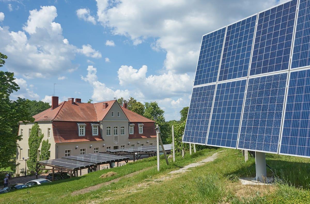 Nachhaltige Stromgewinnung im Ferienzentrum Olandia, Wielkopolska. Foto: Beate Ziehres, Reiselust-Mag