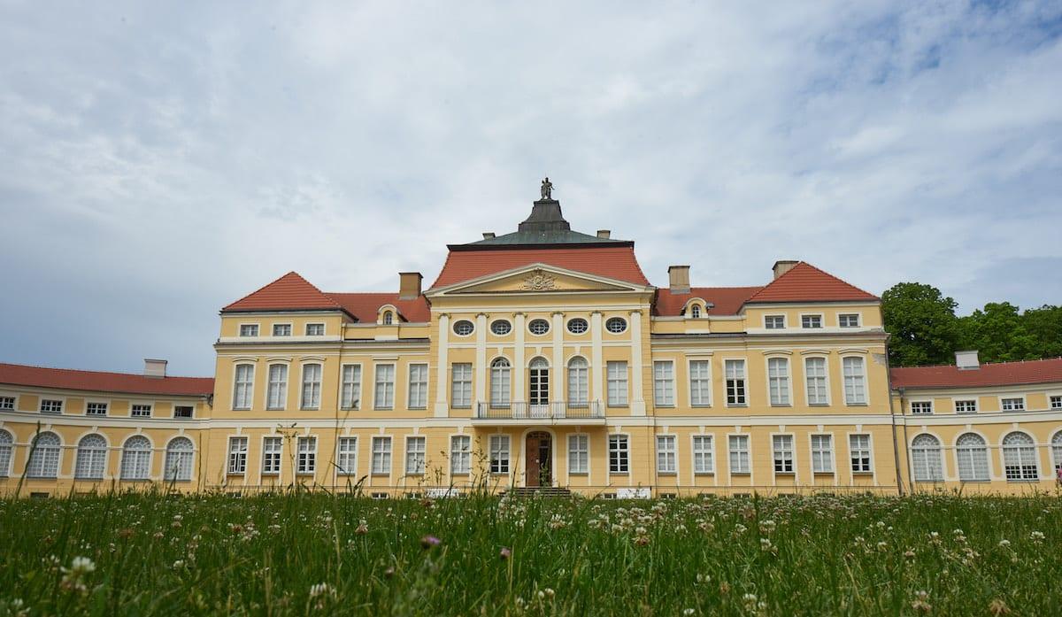 Schloss Rogalin. Foto: Beate Ziehres, Reiselust-Mag
