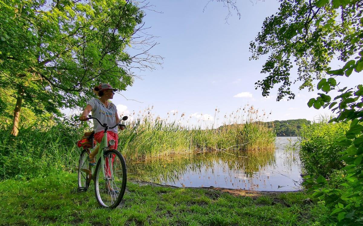 Radtour im Land der 100 Seen, Wielkopolska. Foto: Beate Ziehres, Reiselust-Mag