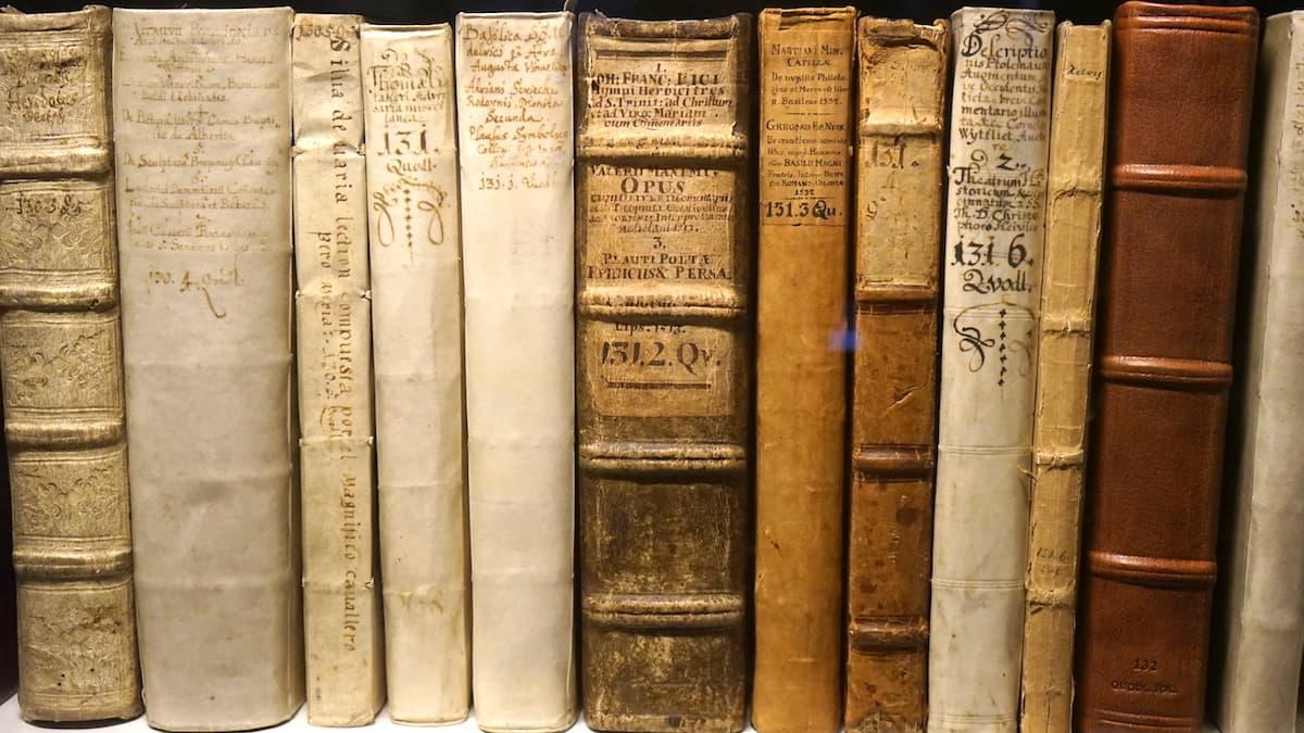 Historische Schriften in der Herzog August Bibliothek, Wolfenbüttel