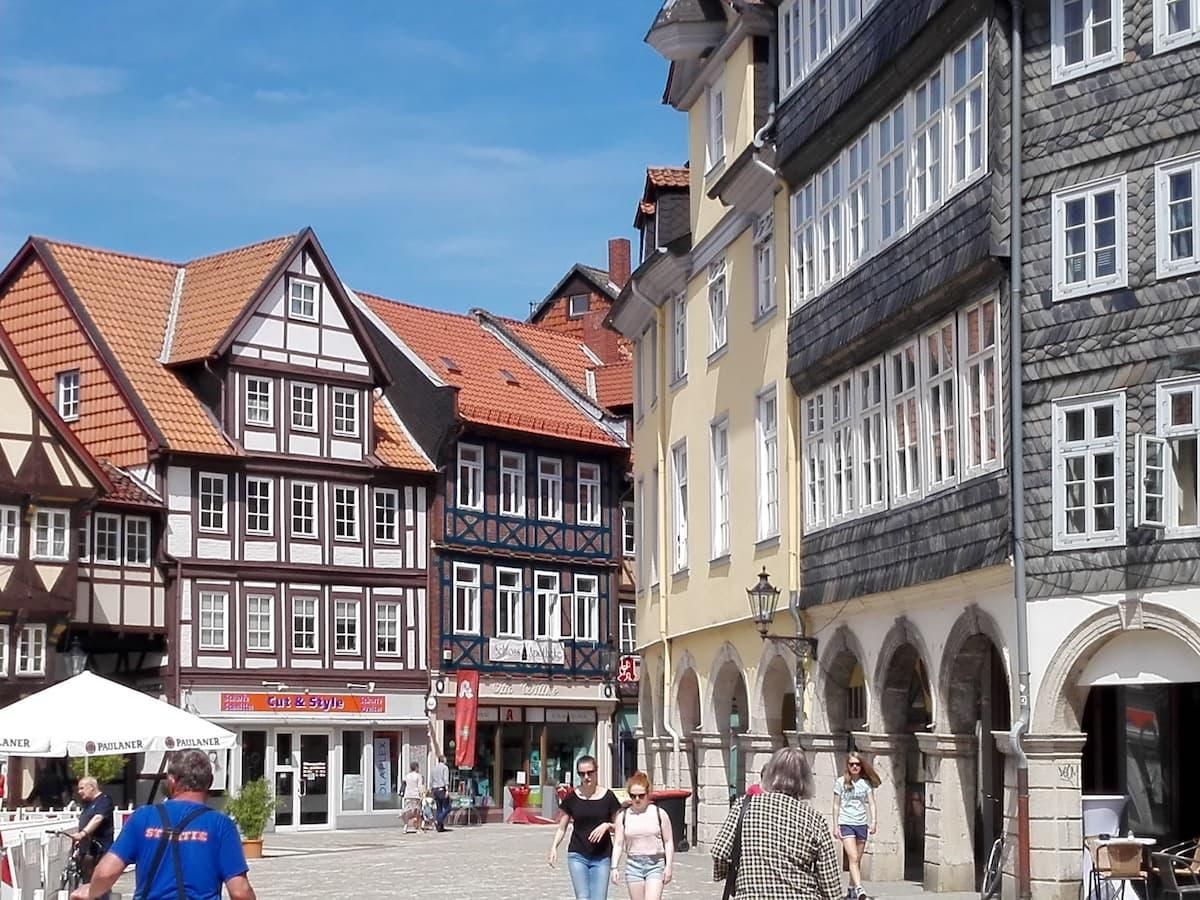 Krambuden, Wolfenbüttel.