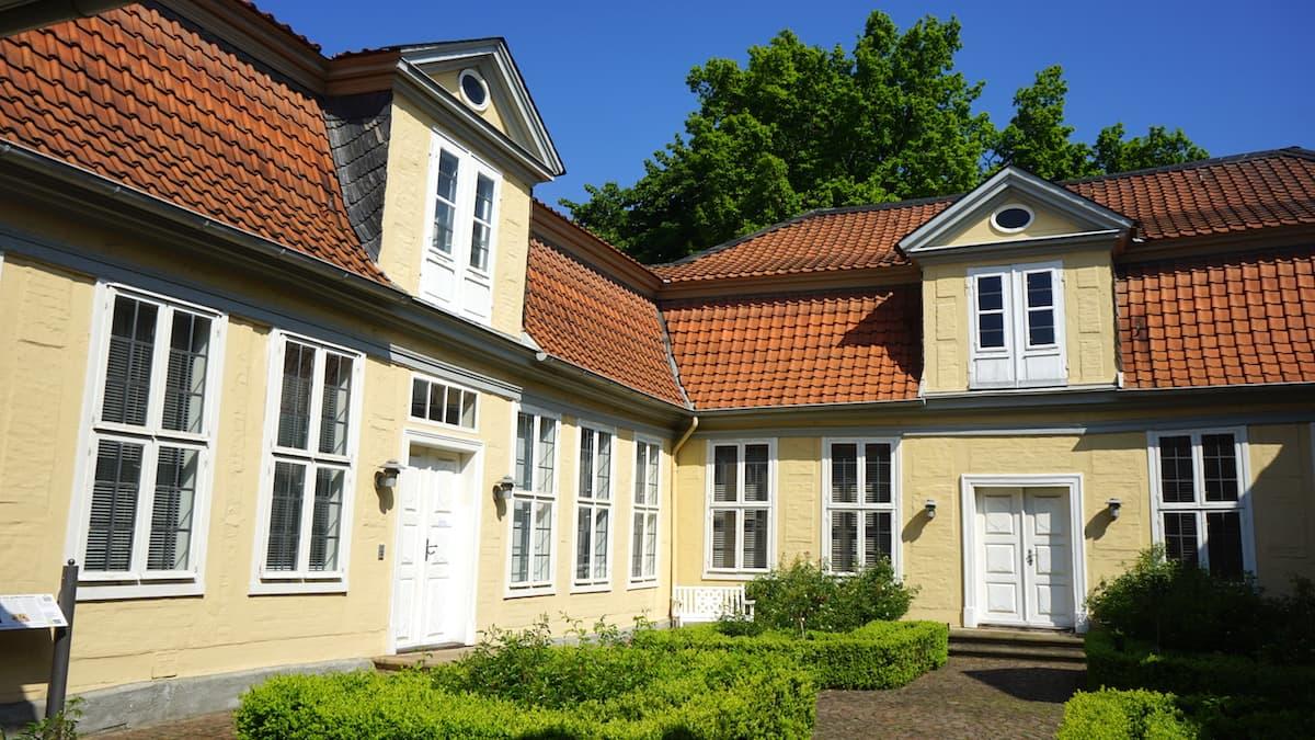 Lessinghaus in Wolfenbüttel.