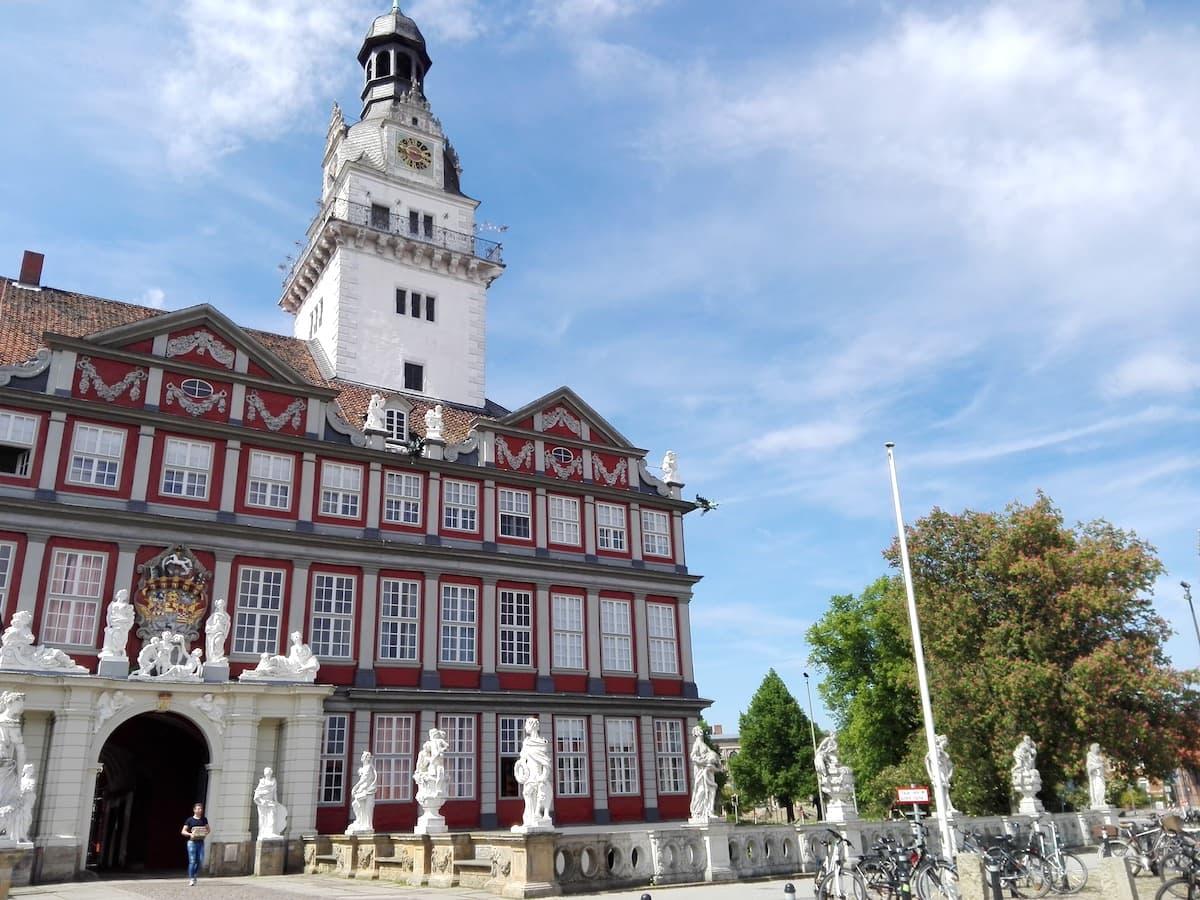 Schloss Wolfenbüttel.